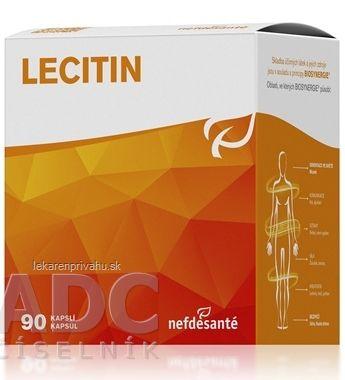 nefdesanté LECITÍN 1200 mg