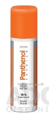 SWISS Panthenol PREMIUM 10% pena