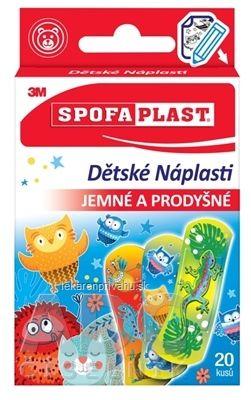 3M SPOFAPLAST č.116 Detské Náplasti