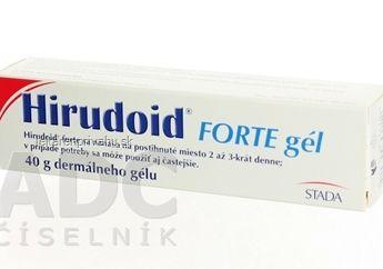 HIRUDOID FORTE