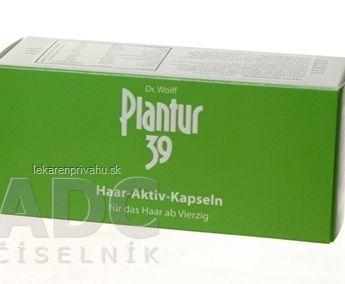 Plantur 39 Aktívne kapsule