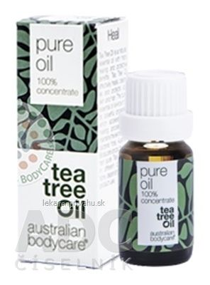 ABC AUSTRALIAN BODYCARE TEA TREE OIL original